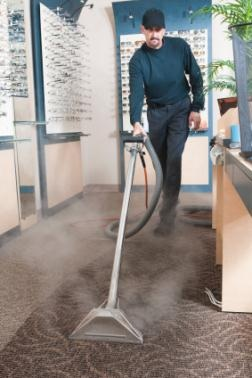 Commercial carpet cleaning in Madisonville LA by BCG Management