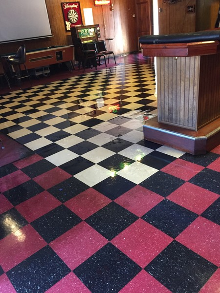 Floor Stripping & Waxing in New Orleans (1)