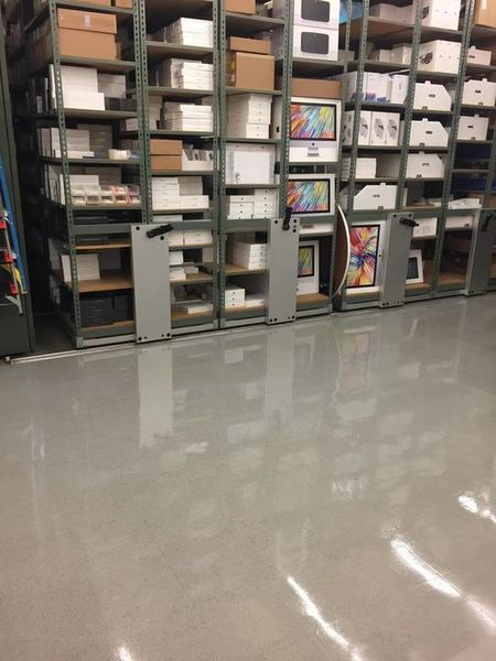 Floor Strip & Wax in Metairie, LA (1)