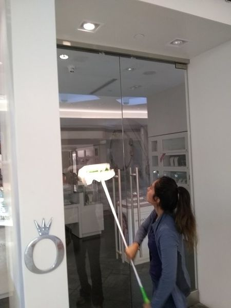 Commercial Window Cleaning in Metairie, LA (1)