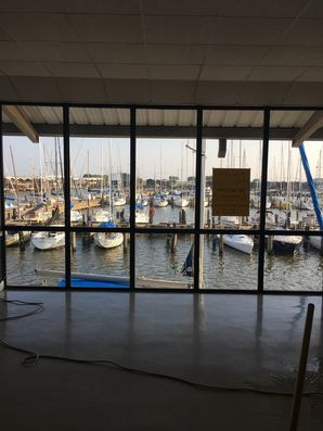 Strip & Wax Floors at New Orleans Yacht Club (5)