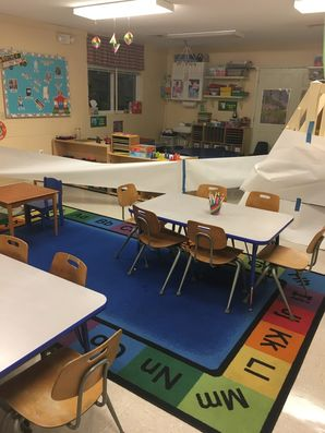 Commercial Cleaning for Elementary School in Metairie, LA (2)