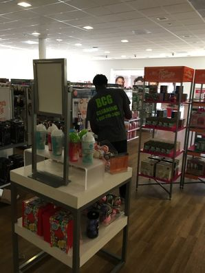 Retail cleaning in Metairie LA by BCG Management